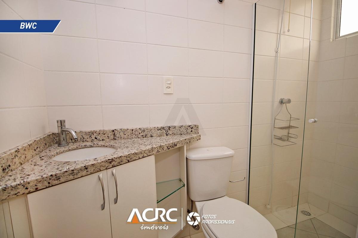 acrc imóveis - apartamento semi mobiliado à venda no centro de blumenau - ap03143 - 34726224