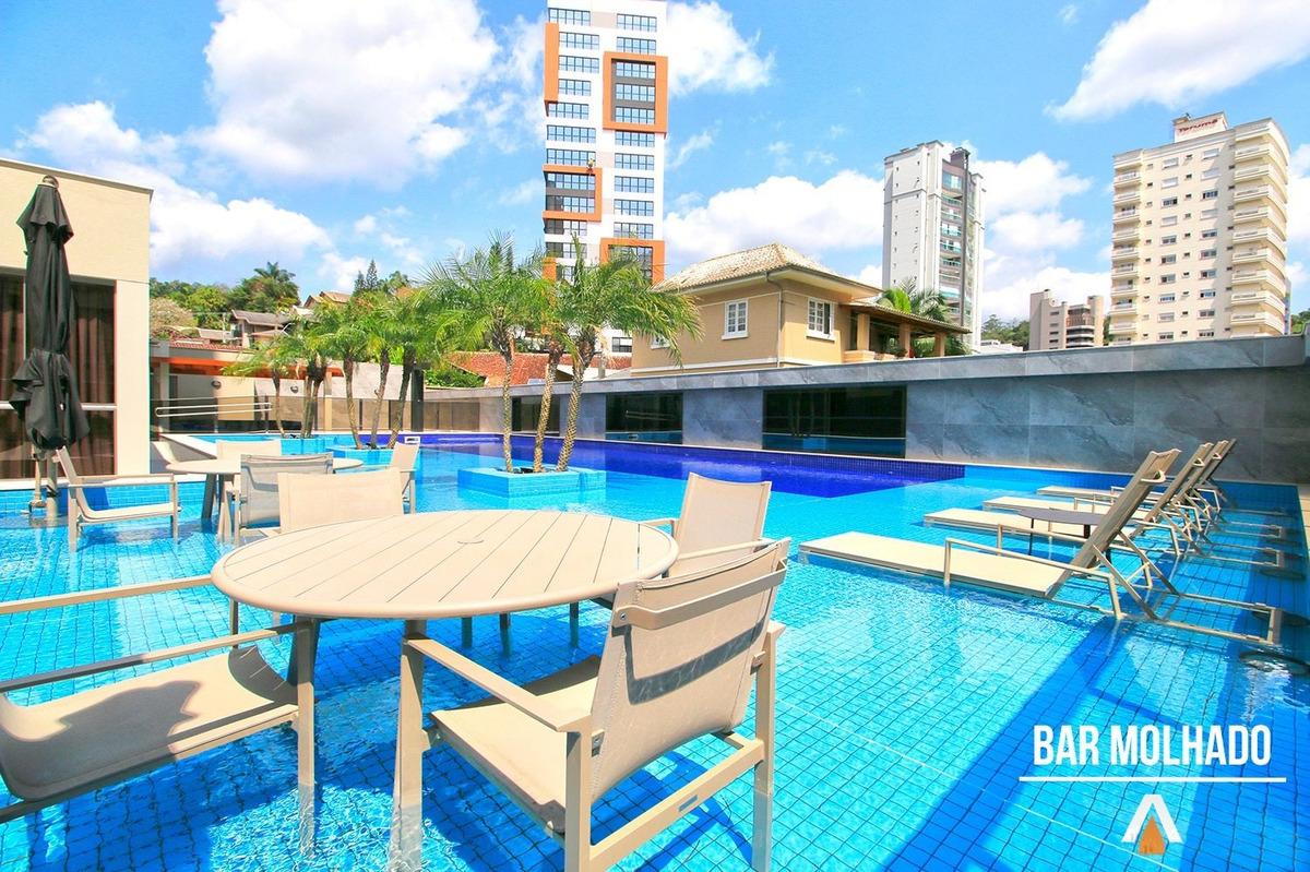 acrc imóveis - apartamento à venda com 03 suítes e 03 vagas de garagem - ap01876 - 33152486