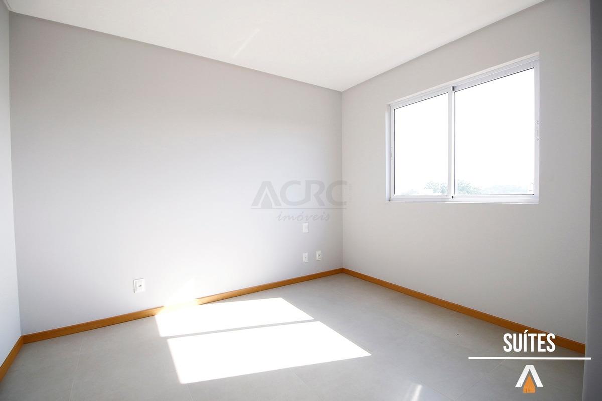 acrc imóveis - apartamento à venda no bairro itoupava seca, com 02 dormitórios e 02 vagas - ap01720 - 32866823