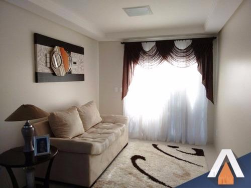 acrc imóveis - casa de alto padrão com 03 dormitórios sendo 01 suíte master, demais dependências e 04 vagas de garagem - ca00824 - 33539514