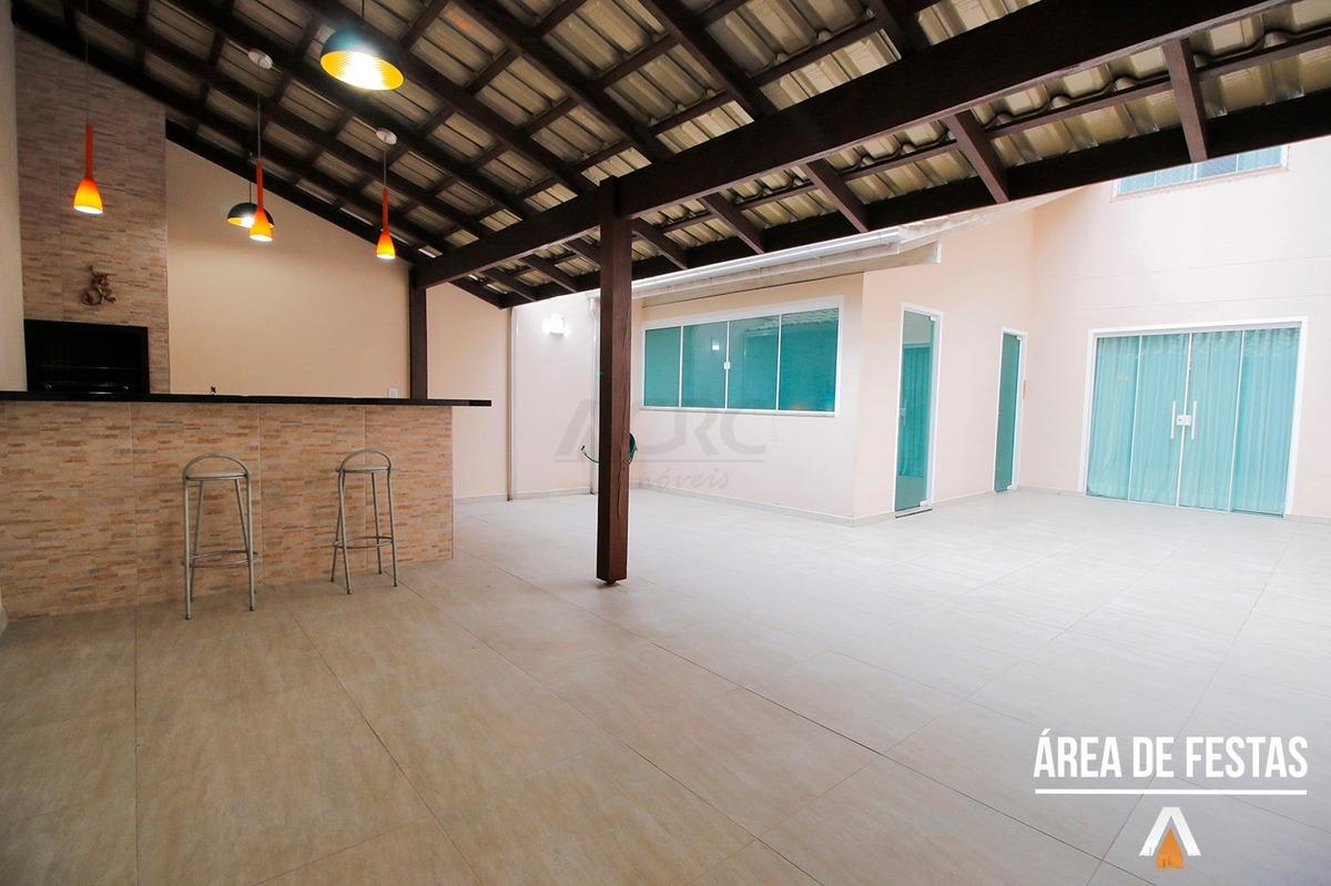 acrc imóveis - casa estilo sobrado localizada no bairro passo manso - ca01046 - 34156909