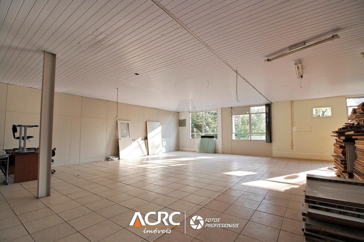 acrc imóveis - galpão comercial para locação com 1.799 m² priv. + 398.50 m² área comum - gl00164 - 34355062