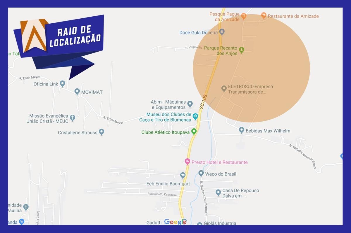 acrc imóveis - galpão para locação no bairro itoupava central com 330m² - gl00170 - 34629265