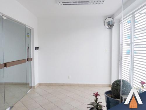 acrc imóveis - imóvel comercial em excelente localização no bairro ponta aguda - lj00156 - 34299938