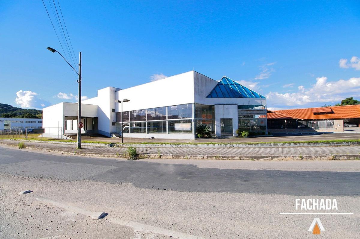 acrc imóveis -loja comercial - 3.087,73m² - arejado - amplo estacionamento - lj00141 - 34065155