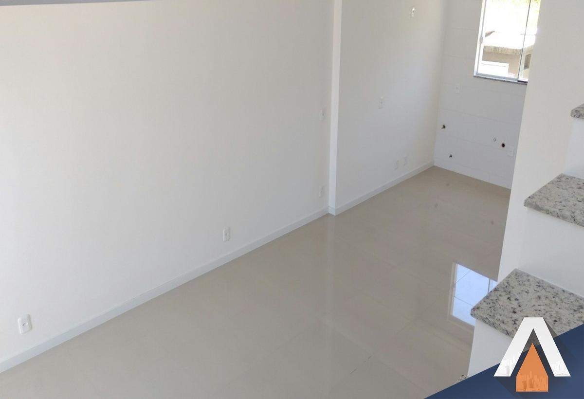 acrc imóveis - sobrados para venda no bairro itoupavazinha com 75m² privativos em condomínio fechado - ca01206 - 34667729