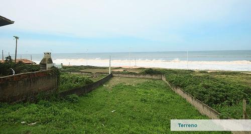 acrc imóveis - terreno à venda na praia de barra velha - te00323 - 33068354