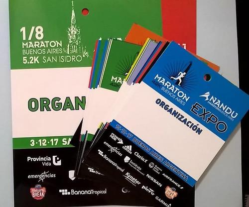 acreditación credenciales eventos congresos seminarios x10