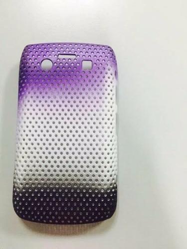 acrilico blackberry 9700 perforado precio c/u t/virtual