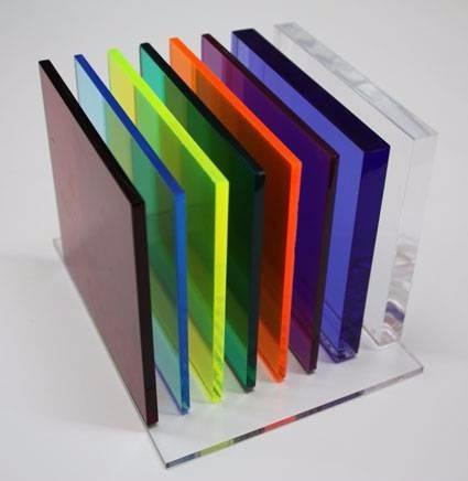 Acrilico colores lamina en mercado libre for Laminas de plastico para paredes