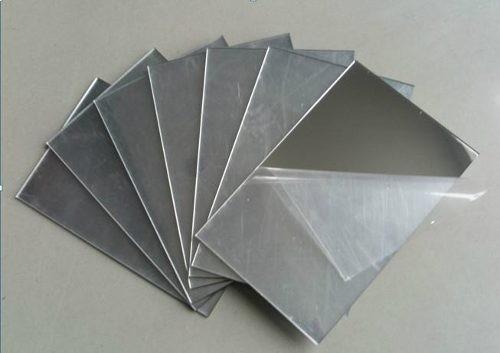 Acr lico espejo l mina plata y oro en mercado libre for Donde venden espejos