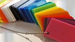 acrílico láminas, retales, avisos, cortes, productos