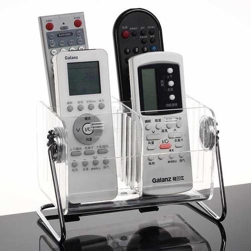 acrílico para controles y celulares