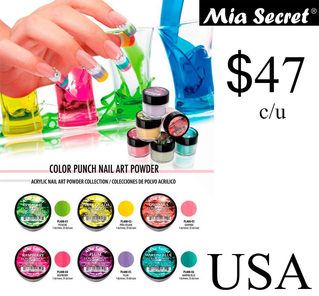 Colecciones De Acrilico De Mia Secret en Mercado Libre México
