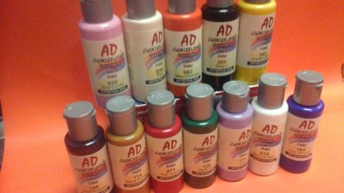 acrilico pintura para
