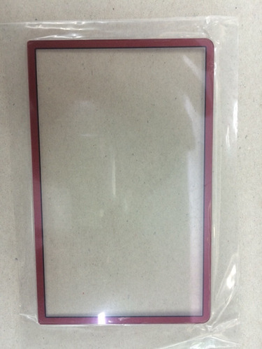 acrilico protector pantalla new 3ds xl refaccion original
