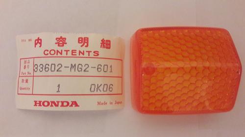 acrilicode giro honda cbr1000  transalp 33602-mg2-601