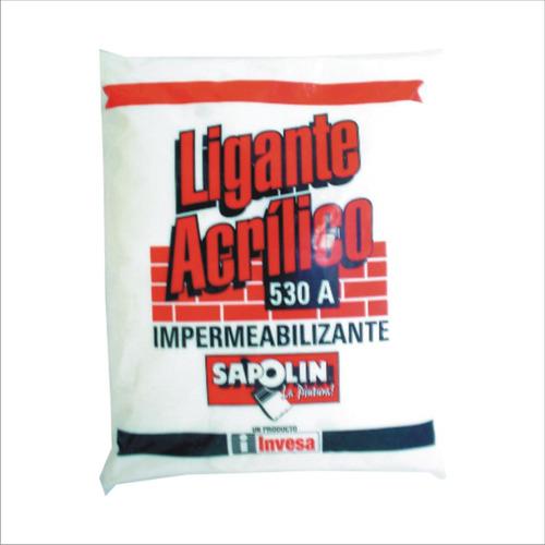 acro-ligante sapolin bolsa x750 gr sapolin 32531a10