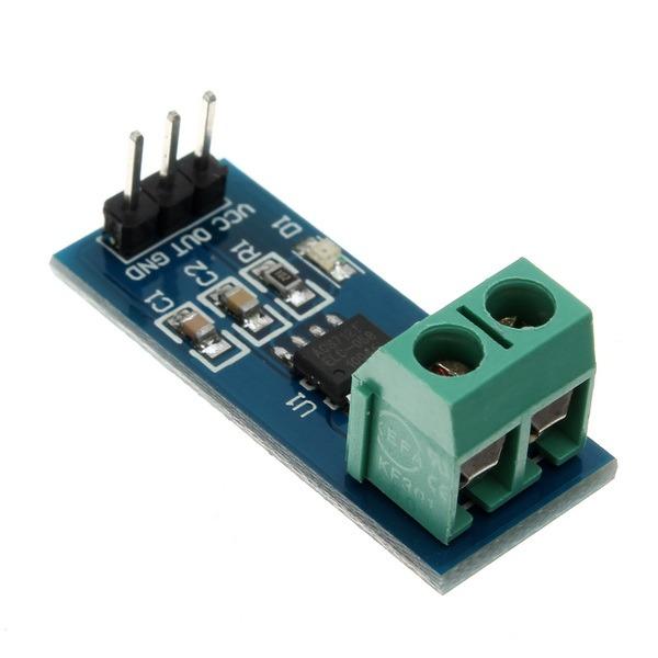 Acs712telc 05b 5a Módulo Actual Sensor Módulo Para Arduino