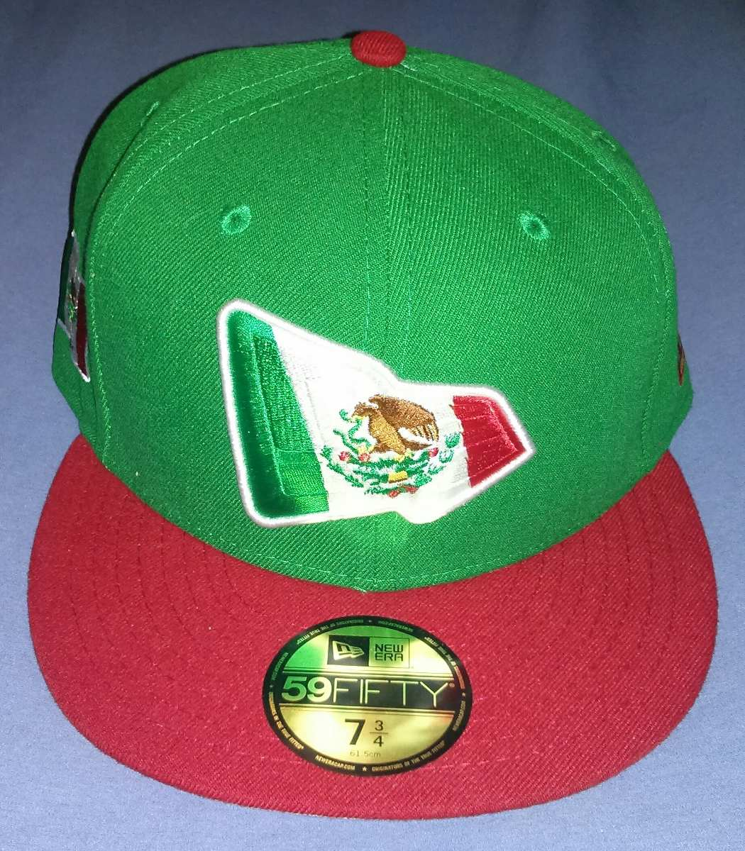 Acsg Gorra New Era 59fifty Mexico Bandera 6 7 8 -   800.00 en ... 10bcc2a4bf5