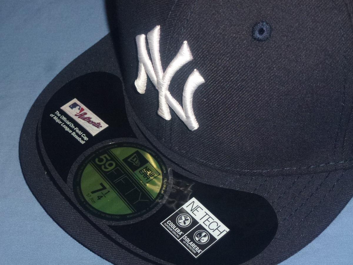 Acsg Gorra New Era Oficial De Juego New York Yankees -   800.00 en ... e86402e6ac1