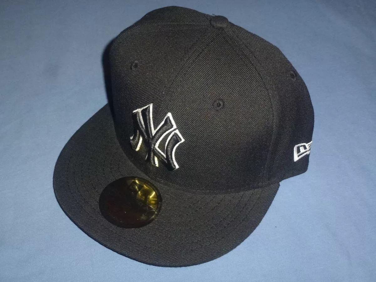 c8746f694b644 acsg gorra new era oficial new york yankees negra talla 7. Cargando zoom.