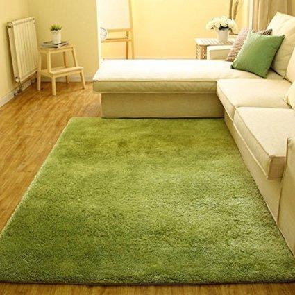 Actcut Super Soft Interior Moderno Shag Area Alfombras
