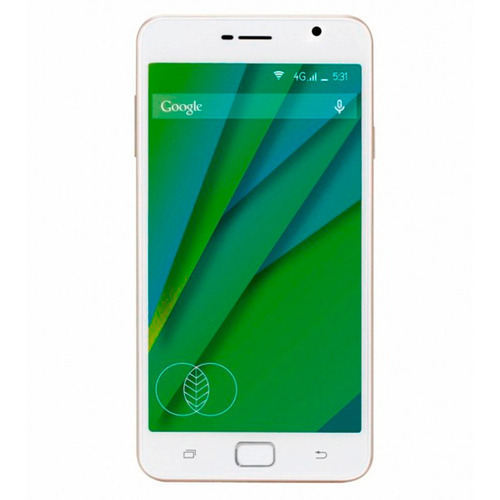 acteck smartphone alive quadcore 8gb 13mp dual sim 4g blanco