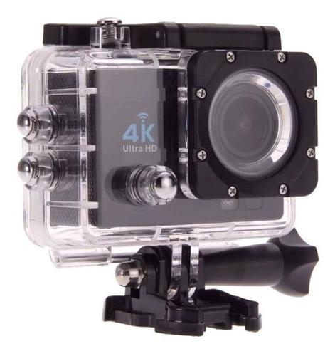 action cam go pro sport wifi 1080p carro + case prova d'agua