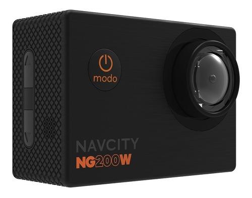 action camera esport go 4k full hd filma navcity ng200 wifi