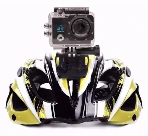 action câmera sports ultra hd wi-fi 4k tela lcd original