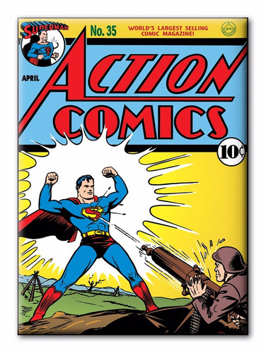 action comics 35 - ima decorativo - bonellihq f19