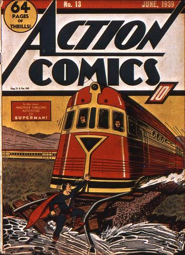 action comics em inglês - 01 a 904 - hqs digital