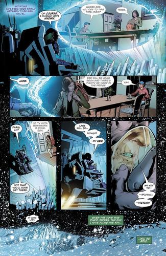 action comics special #1 (2018) superman dc comics