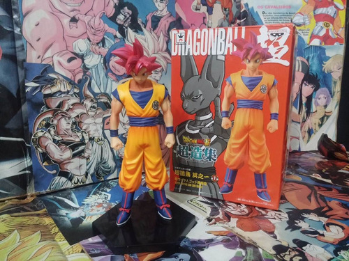 action dragon ball goku gold - chouzoushu banpresto original