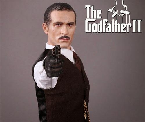 action figure 1/6 the godfather robert de niro - don vito