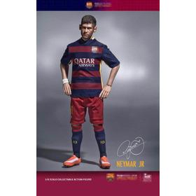 Action Figure Barcelona Fc Neymar Jr Zc World Toys Importado