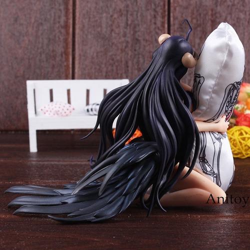 action figure boneca albedo overlord - pronta entrega