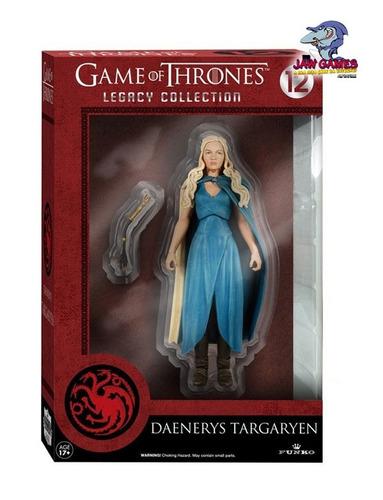 action figure- daenerys targaryen- legacy collection - funko