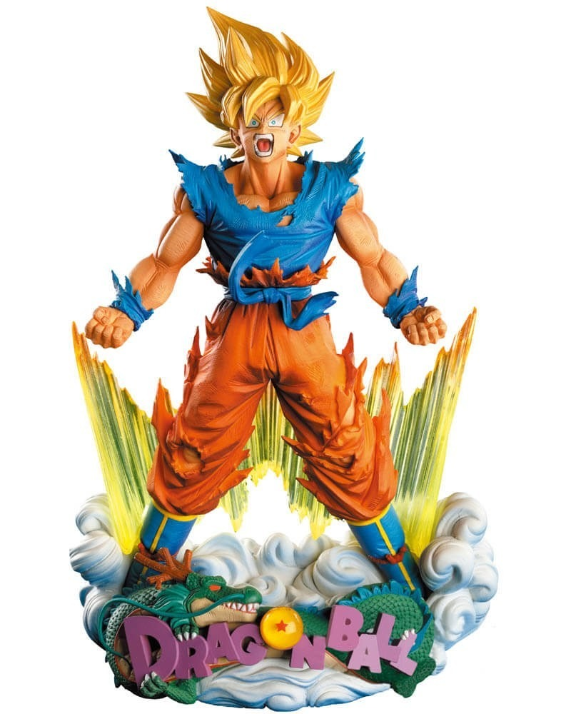 Action figure dragon ball z son goku r 479 99 em - Dragon ball z goku son ...