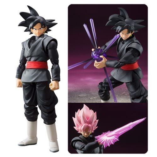 Action Figure Goku Black Boneco Articulado Dragon Ball