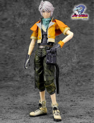 action figure - hope - final fantasy xiii - playarts kai
