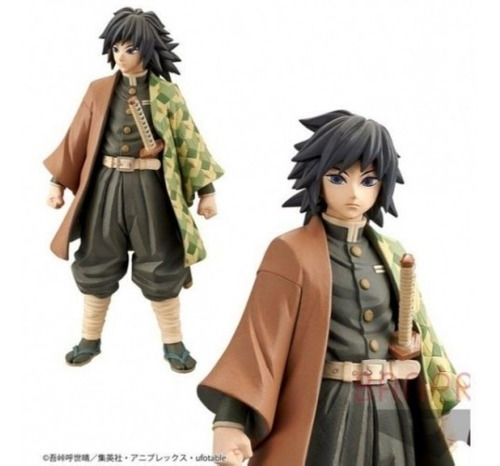 action figure kimetsu no yaiba tomioka color 2 banpresto