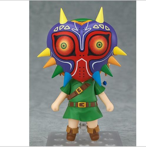 action figure link  legend of zelda  majora´s mask nendoroid