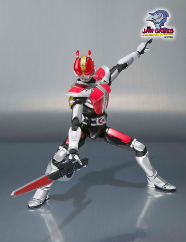 action figure - masked rider den: sword form - s.h. figuart