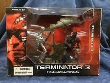 action figure mcfarlane spawn terminator 3 - the end battle