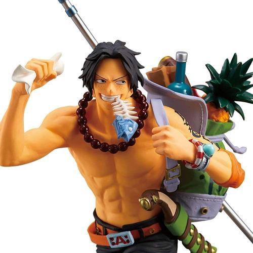 action figure one piece portgas ace mania produce original