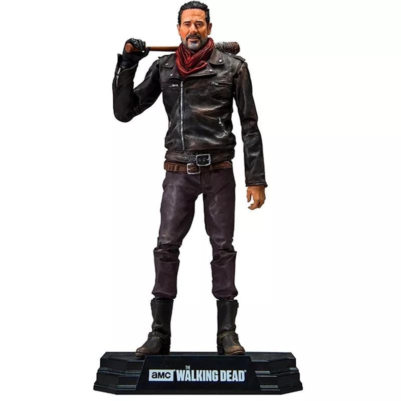 dbdb7be187 Action Figure The Walking Dead Negan 18 Cm Boneco - R$ 114,89 | KEIOU
