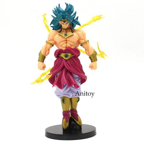 action figures broly lendário saiajin - dragon ball z
