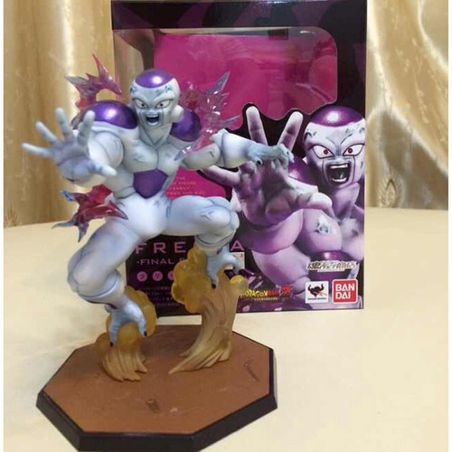 action figures freeza bandai - dragon ball z